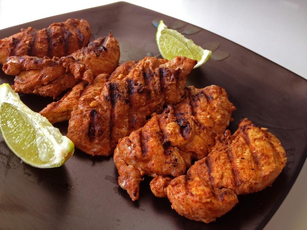 Grilled Paprika Chicken