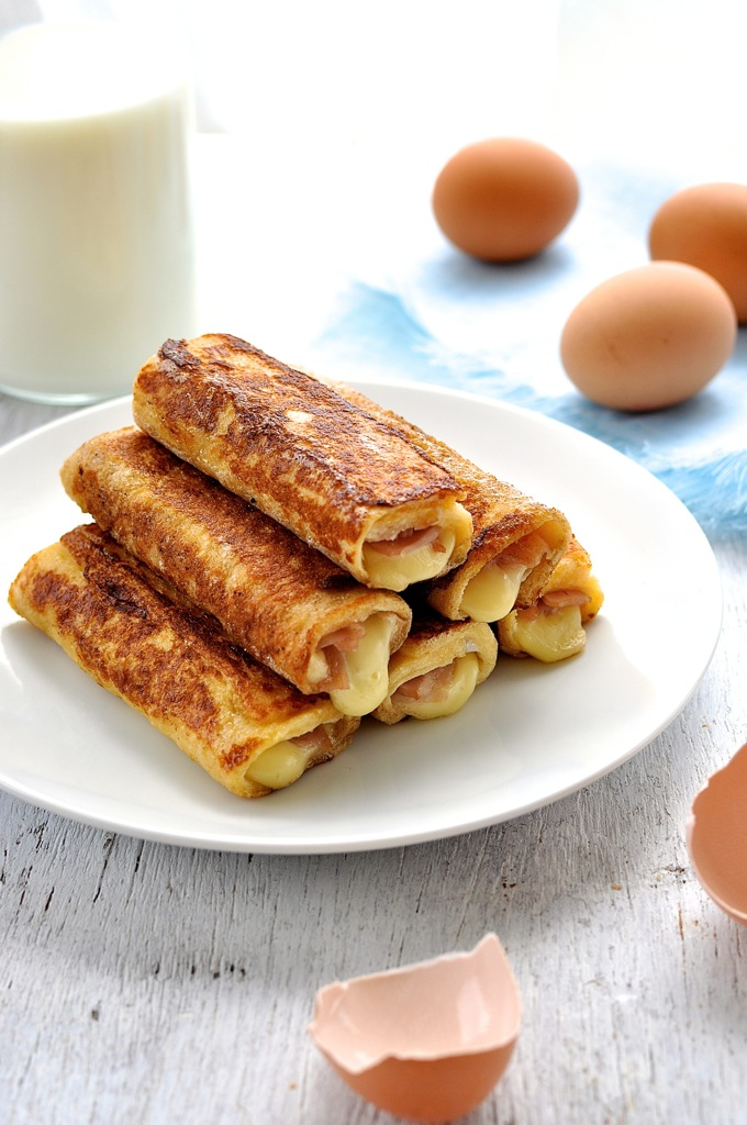 Toasted Roll-ups