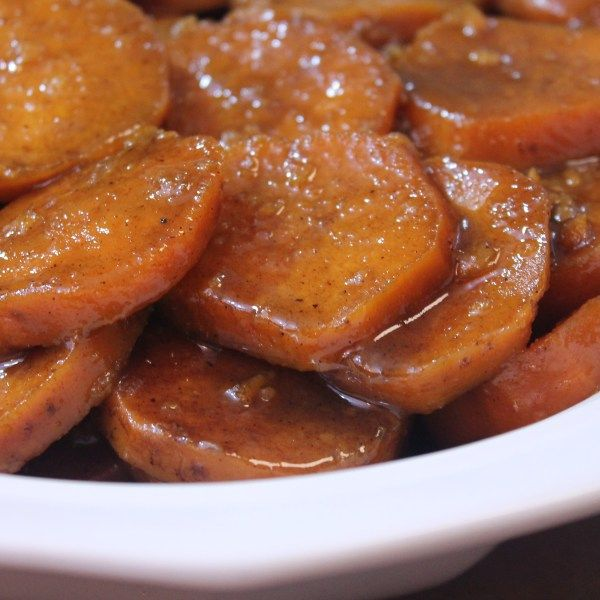 Sweet and Sour Yams