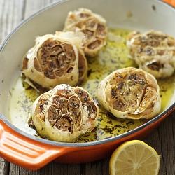Roasted Garlic Pureé