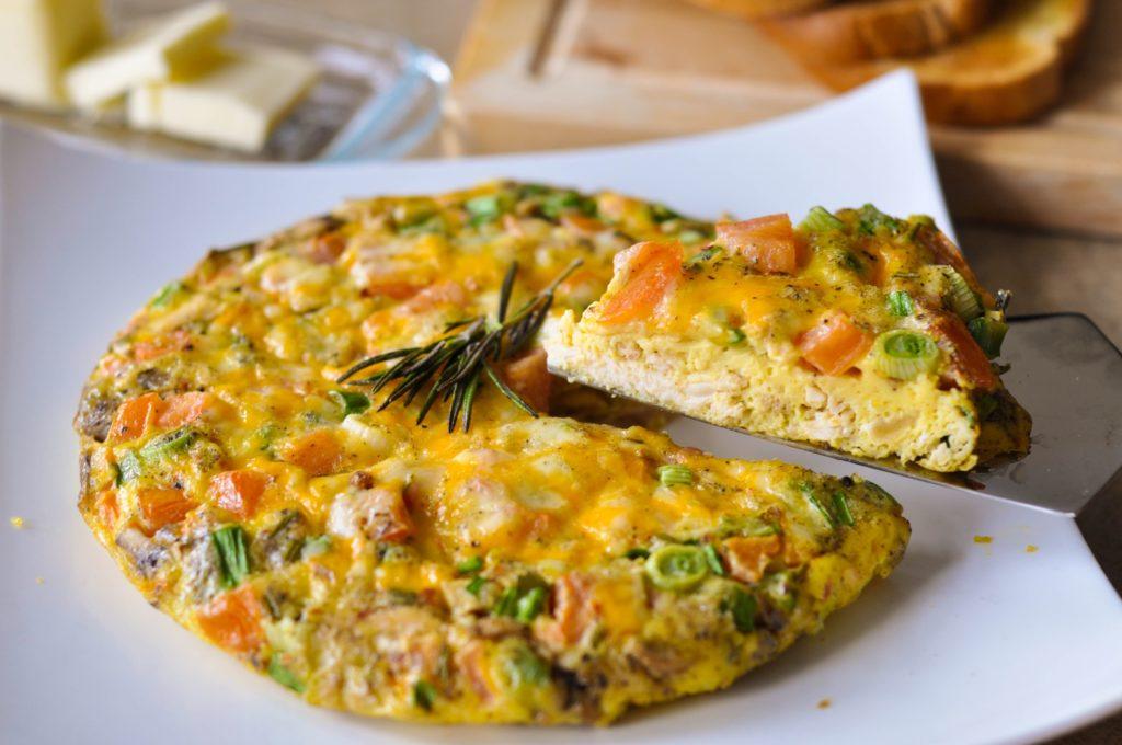"""Italian omelette """"Frittata"""""""
