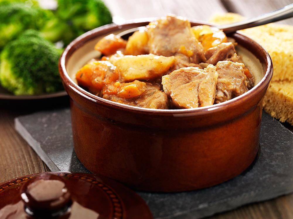 Pork and Apple Casserole