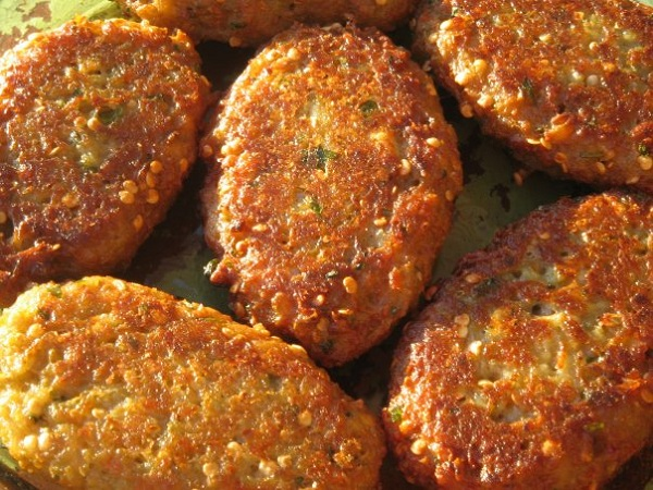 Stunning cutlets without meat
