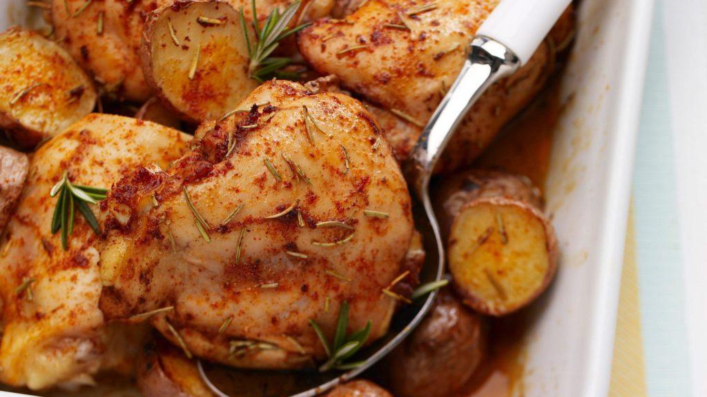 Wonderful Chinese potatoes
