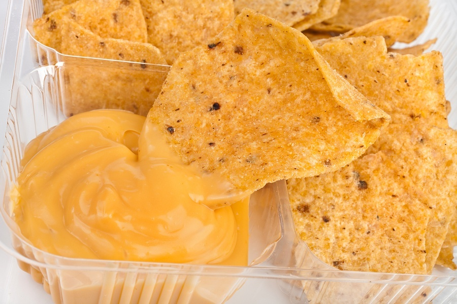 Chips from Parmesan - tasty and healthy