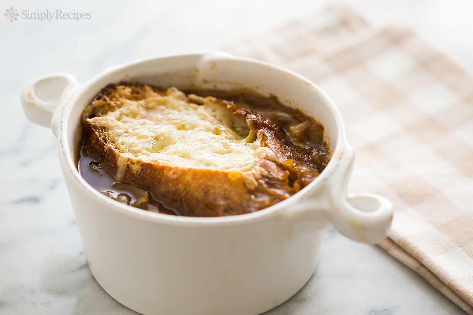 Magical French onion soup