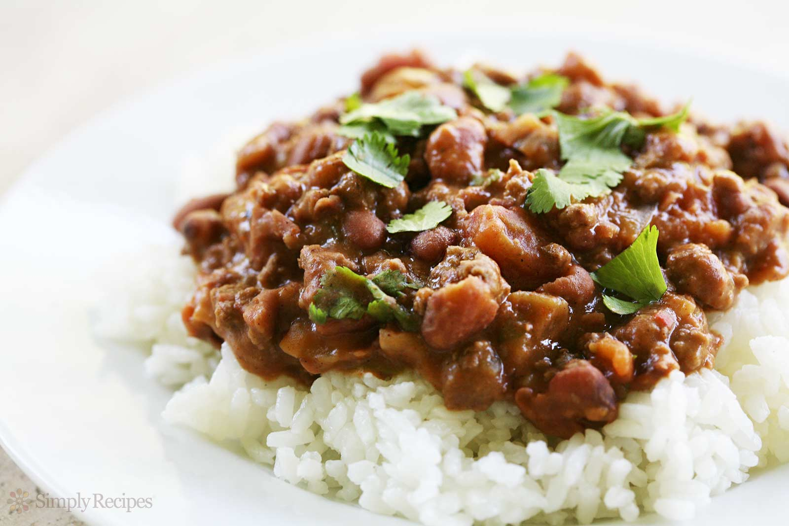 Chili Beef and Beans