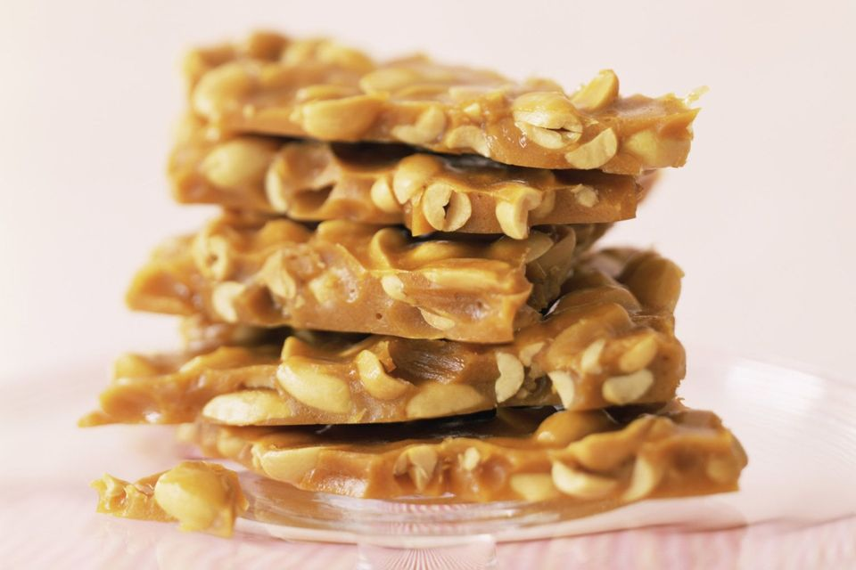 Addictive Peanut Toffee