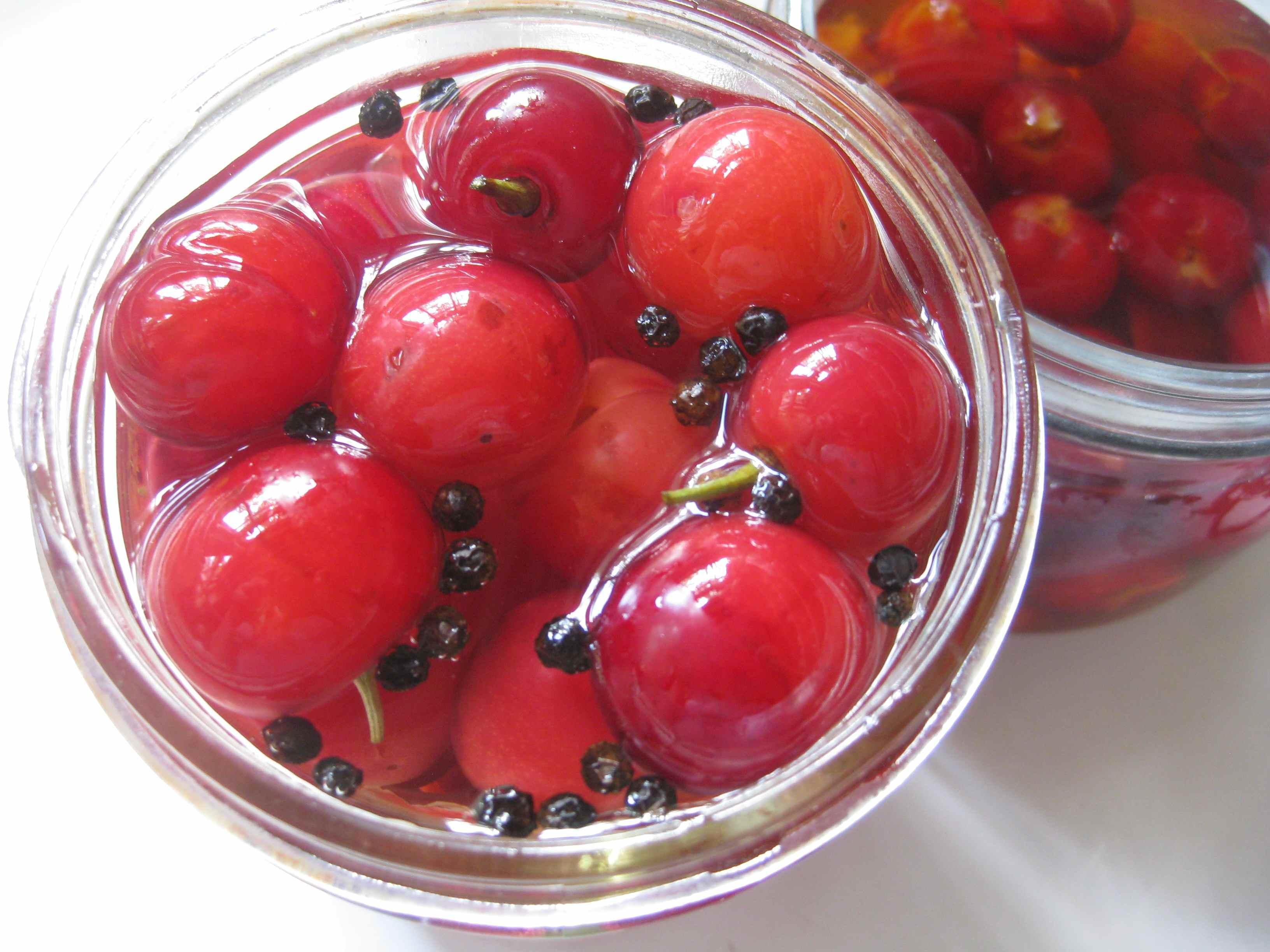 Pickled chery