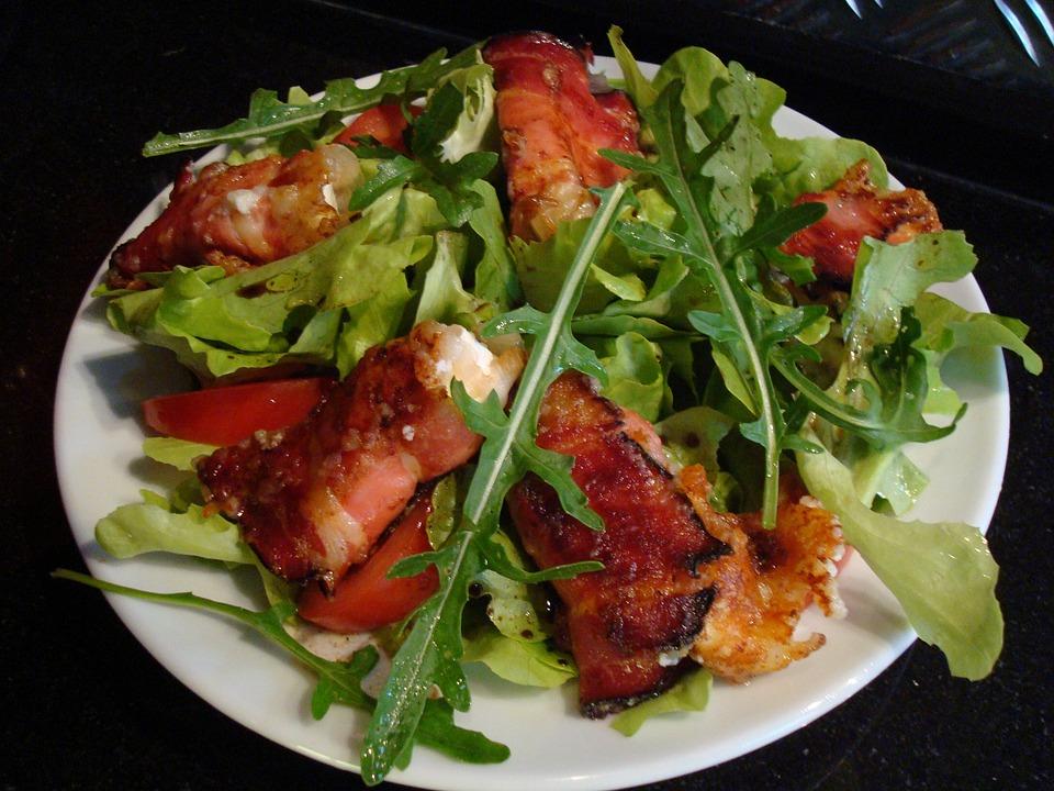 "Piquant salad ""Ruler"""