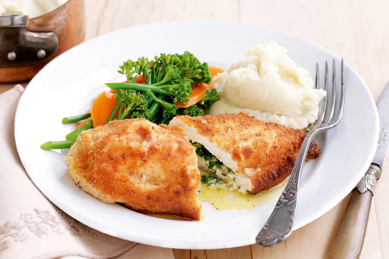 Easy Chicken Kiev