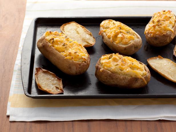 Tasty Baked Potatoes