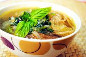 Asian vegetable broth
