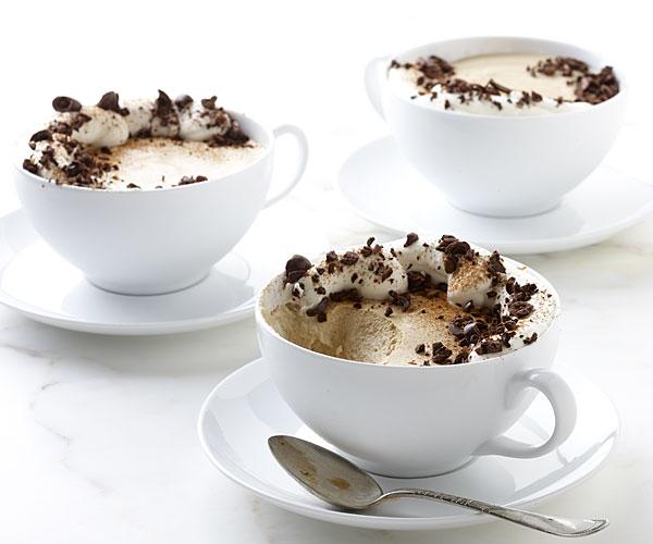 Bavarian Cream for Cappuccino