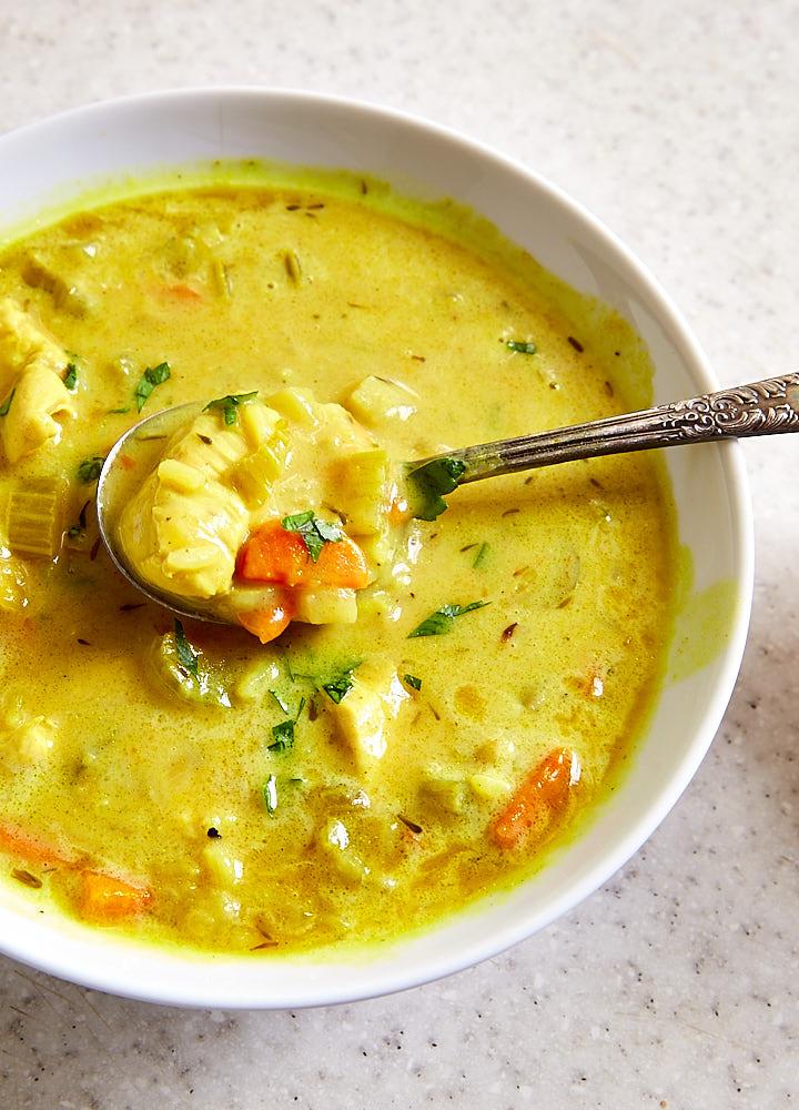 Best Mulligatawny Soup