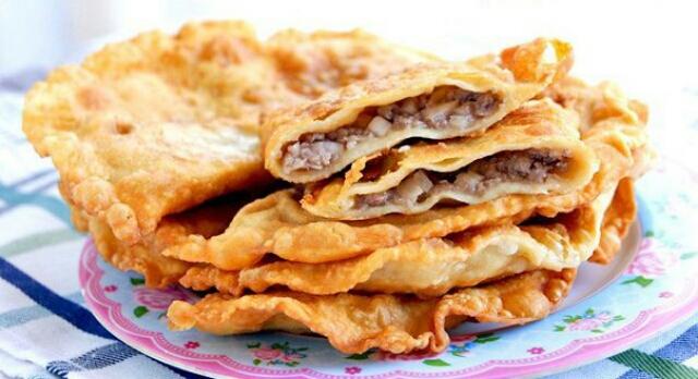 Delicious chebureki: a selection of recipes