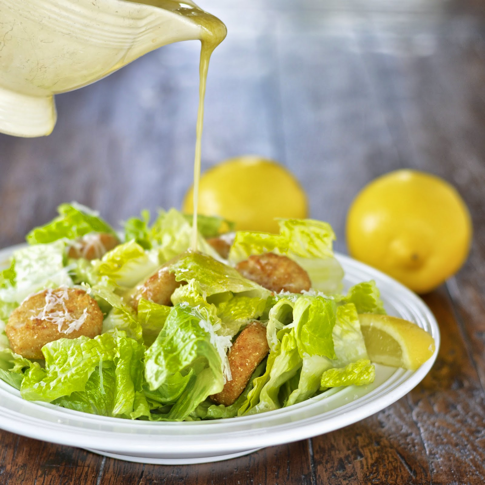 Easy Sweet Olive Oil and Vinegar Dressing