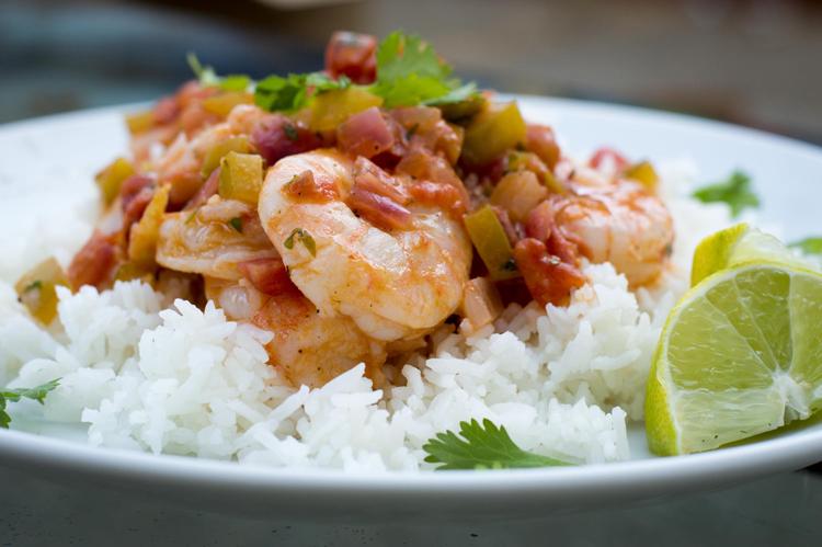 Shrimps Bo-Bo