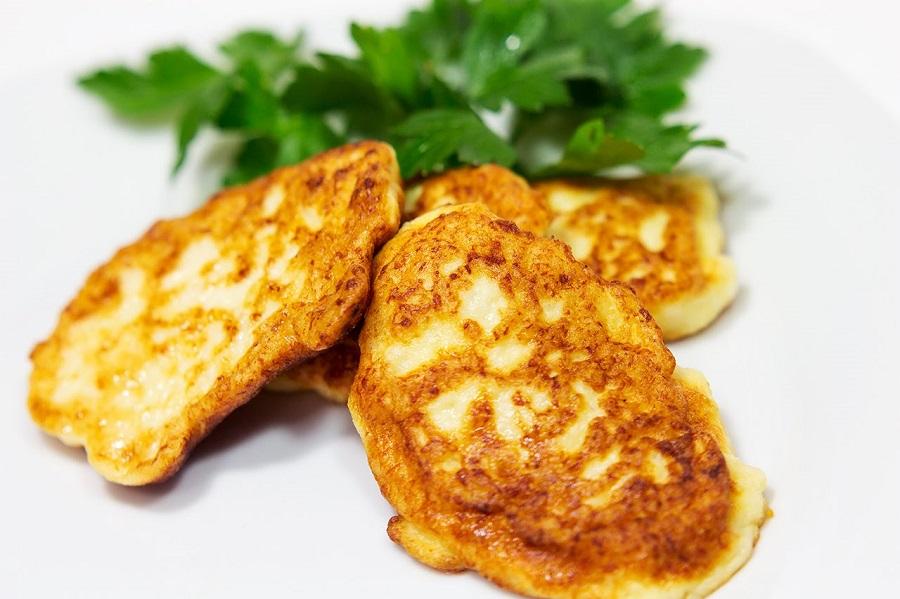 Unforgettable chicken ruffles