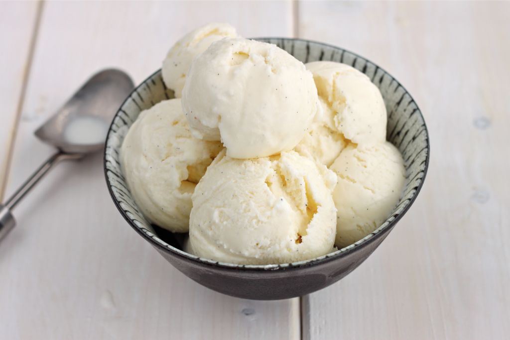 Magnificent homemade ice cream, Russian recipe