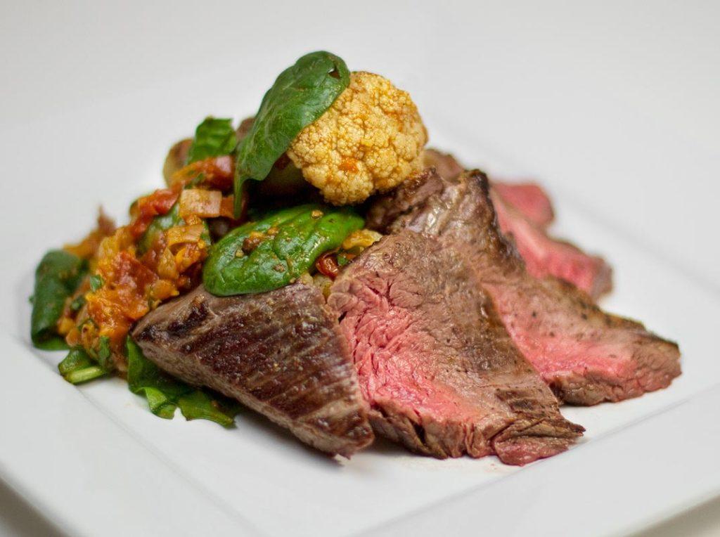 Ginger Steak-Roast Beef