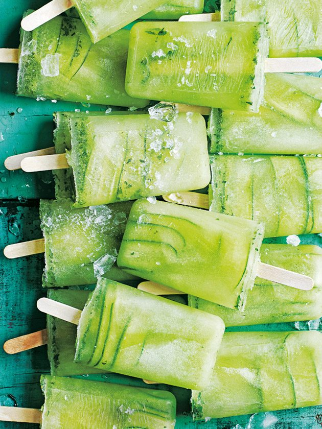 Fun and Delicious Popsicles