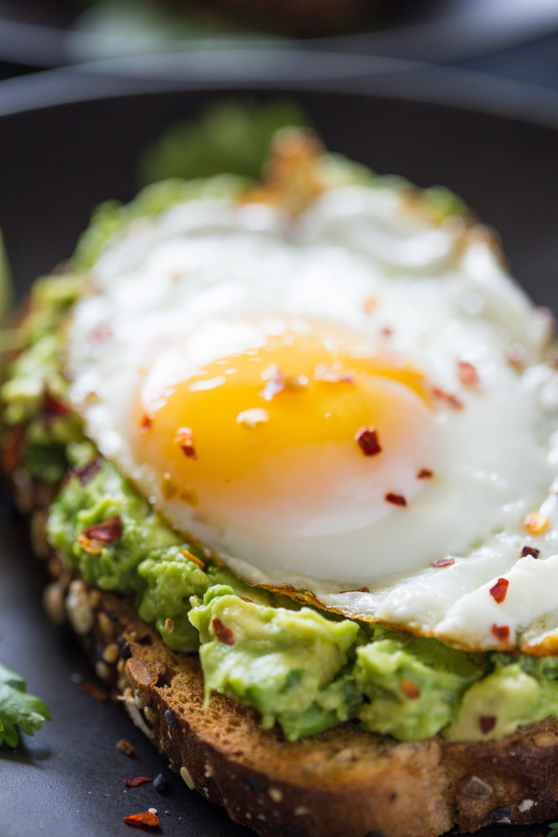 Quick, Healthy Avocado Toast