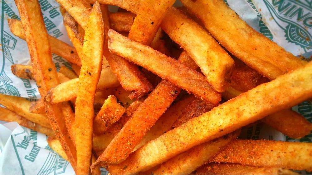 Classic Healthy Cajun Fries