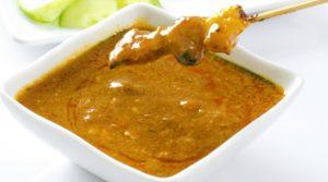 Tasty Spicy Peanut Sauce