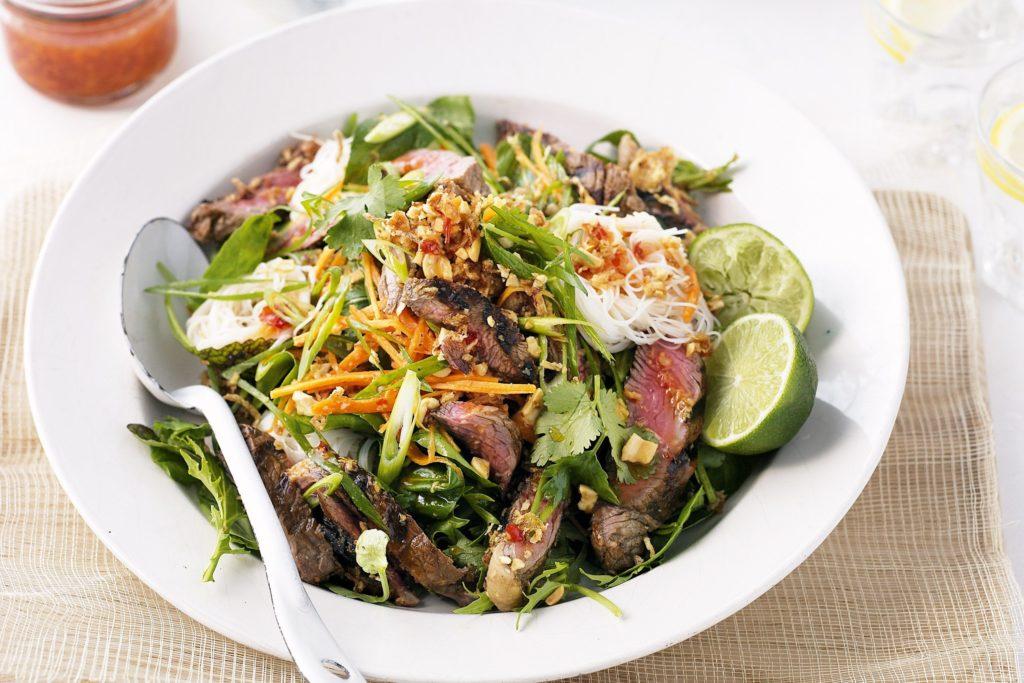 Caesar Asiatic Salad