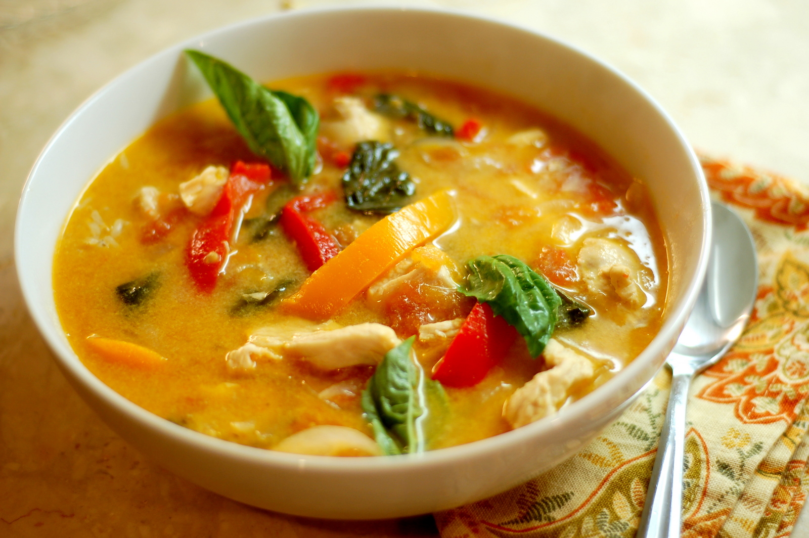 Delicious thai curry chicken forumfinder Images