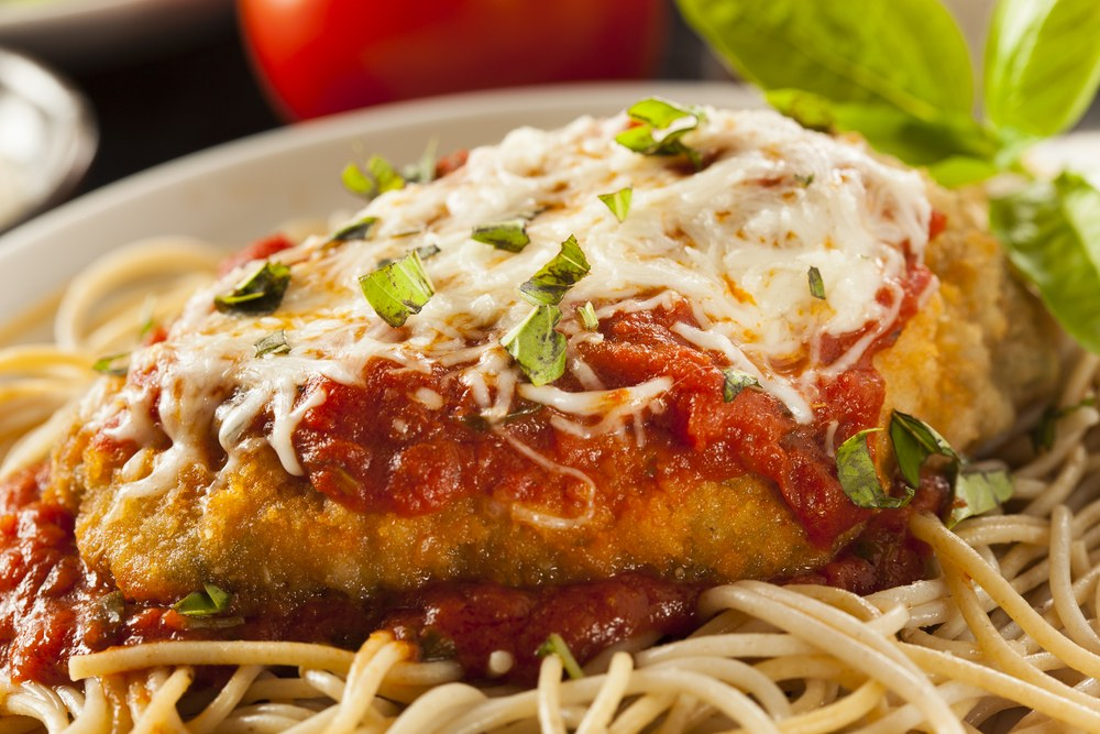 Best Chicken Parmesan