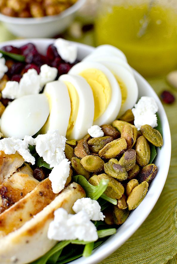 Goat Cheese Power Bowl