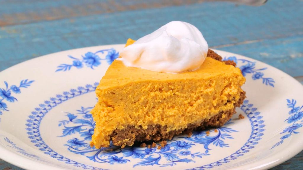 The most tender cottage cheese casserole with pumpkin