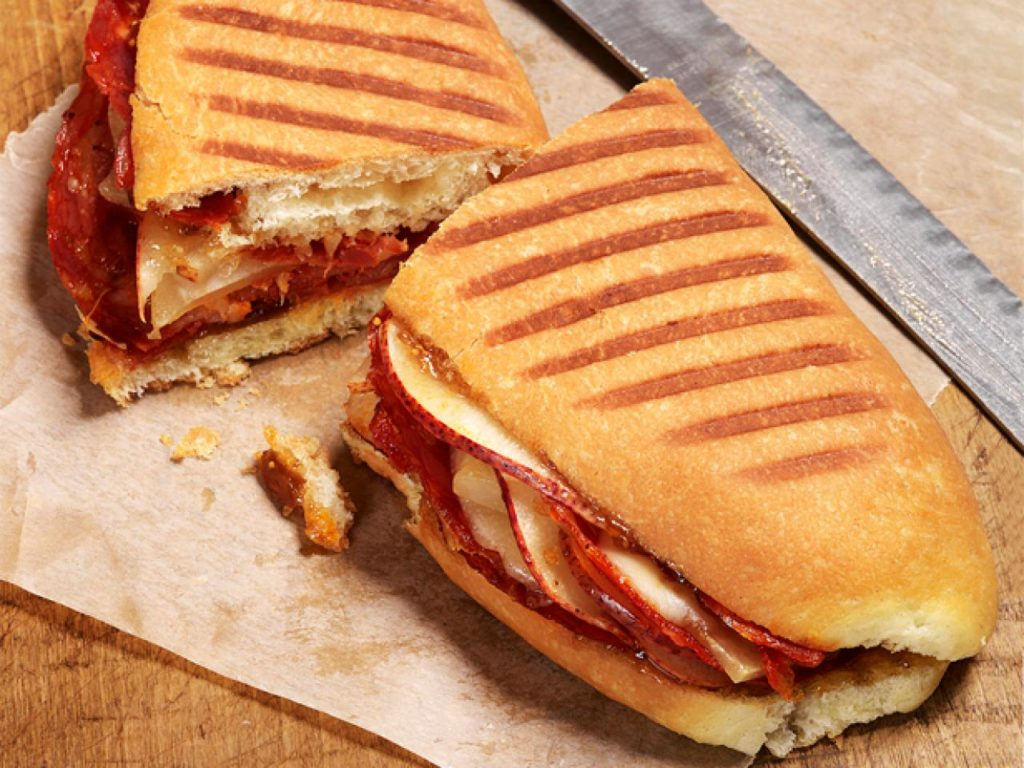 Unusual hot sandwiches with potatoes: incredibly delicious!