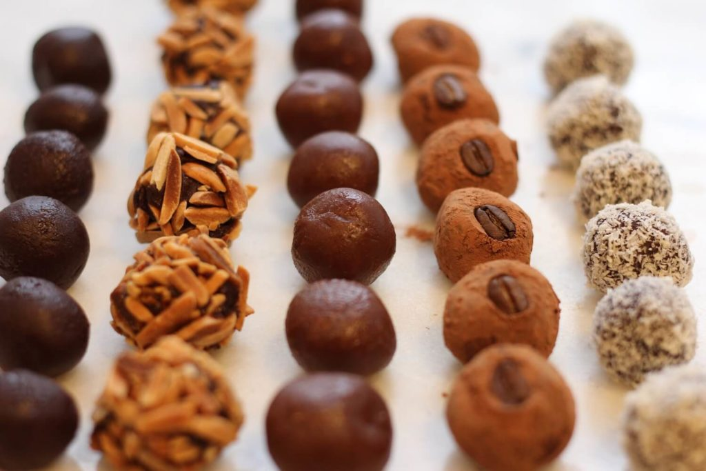 Useful homemade sweets!