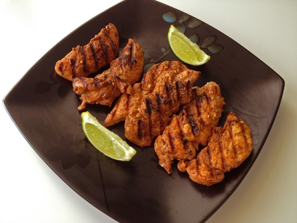 Spicy Paprika and Lime Chicken