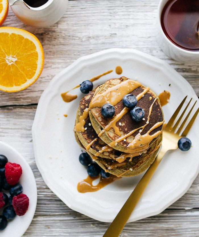 Paleo Protein Pancakes