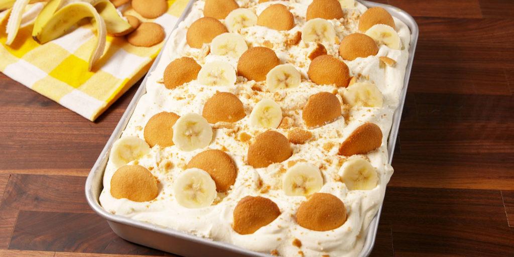 Simple Banana Pudding