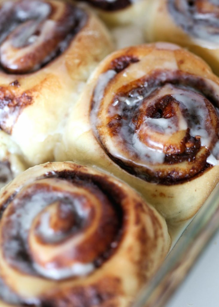 A simple but terrific sweet roll