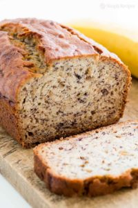 Bonkers about Banana Bread