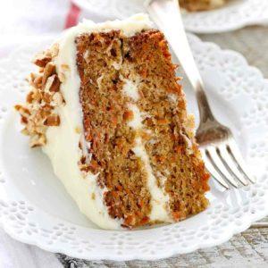 Easy Carrot Cake recipe