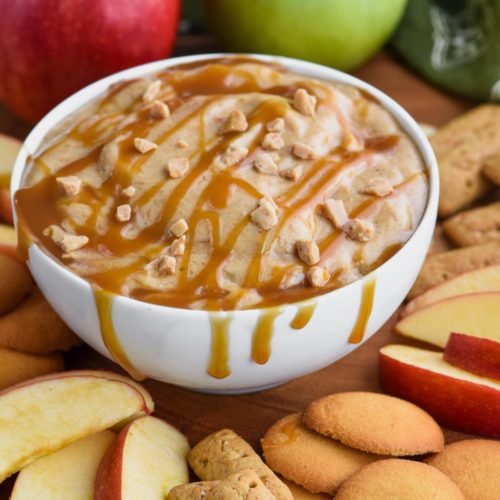 Quick Apple Dip Recipe