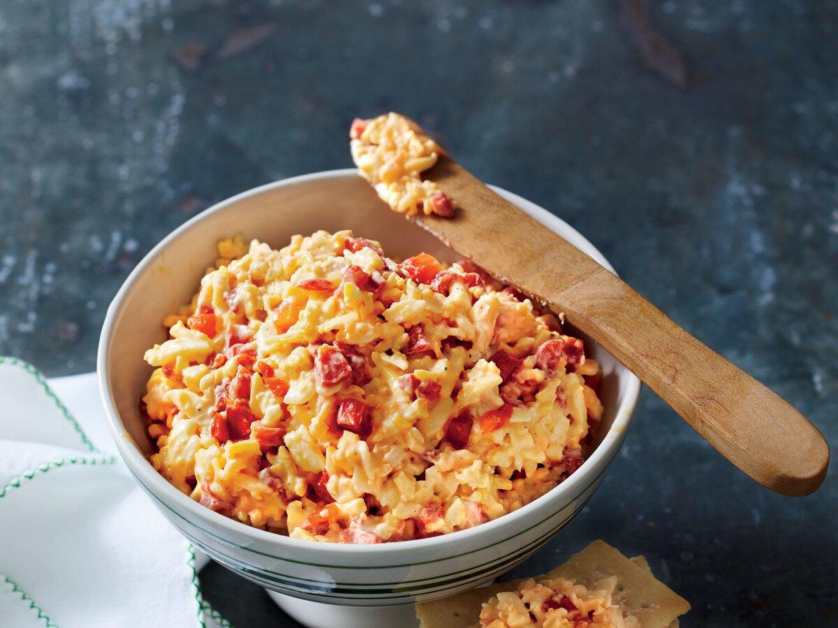 Southern Pimento Cheese Recipe