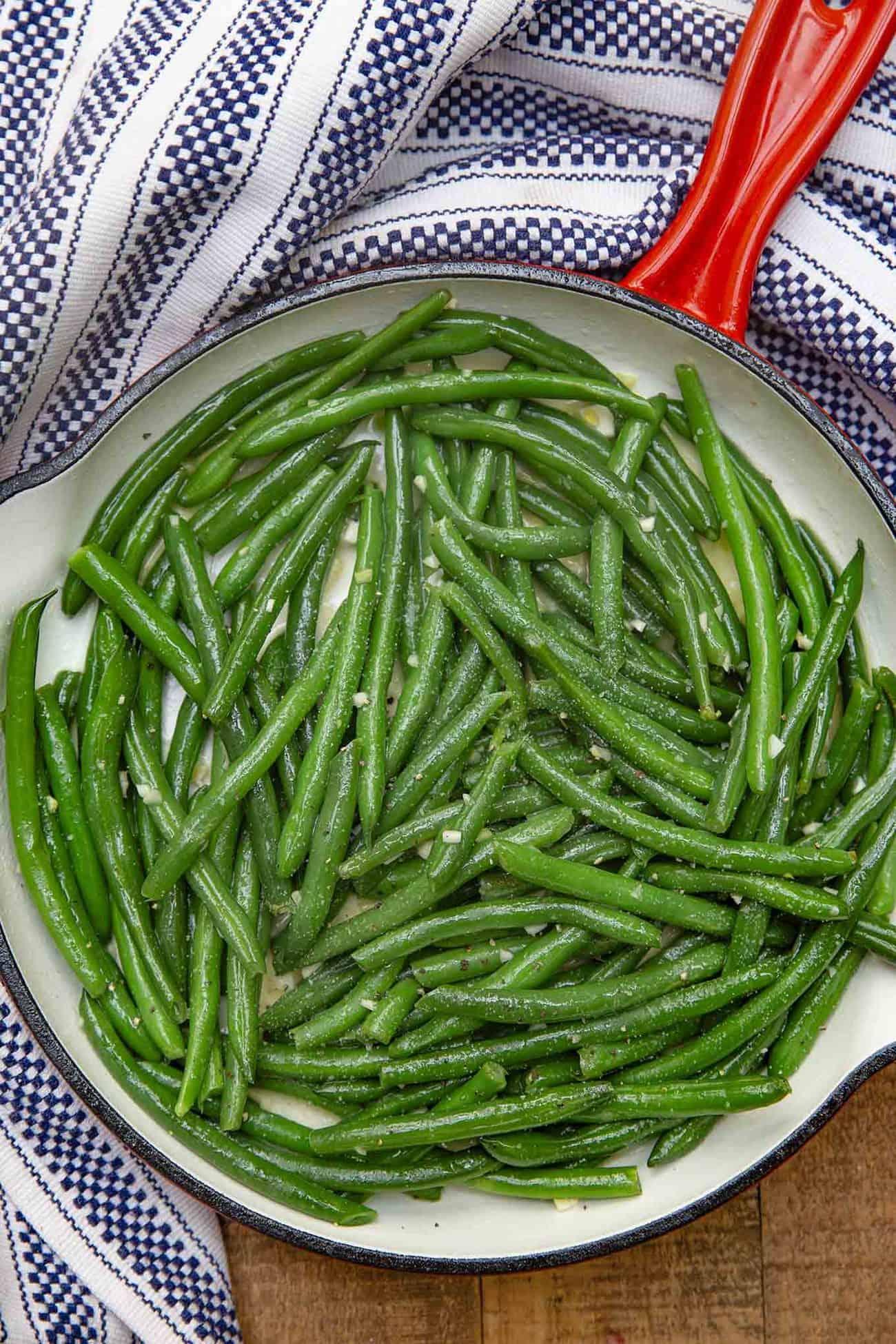Buttery Sautéed Green Beans