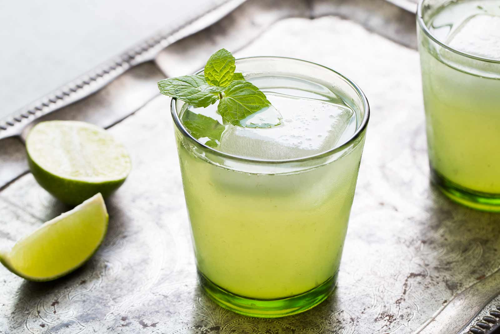 Refreshing Limeade Recipe