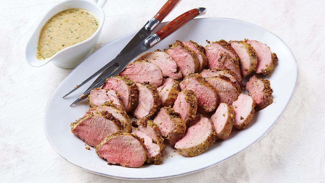 Delectable Pork Tenderloin