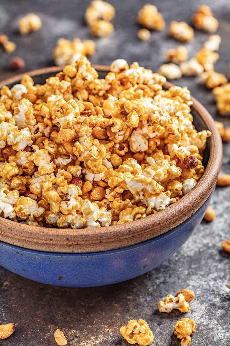 Honey Roasted Caramel Corn