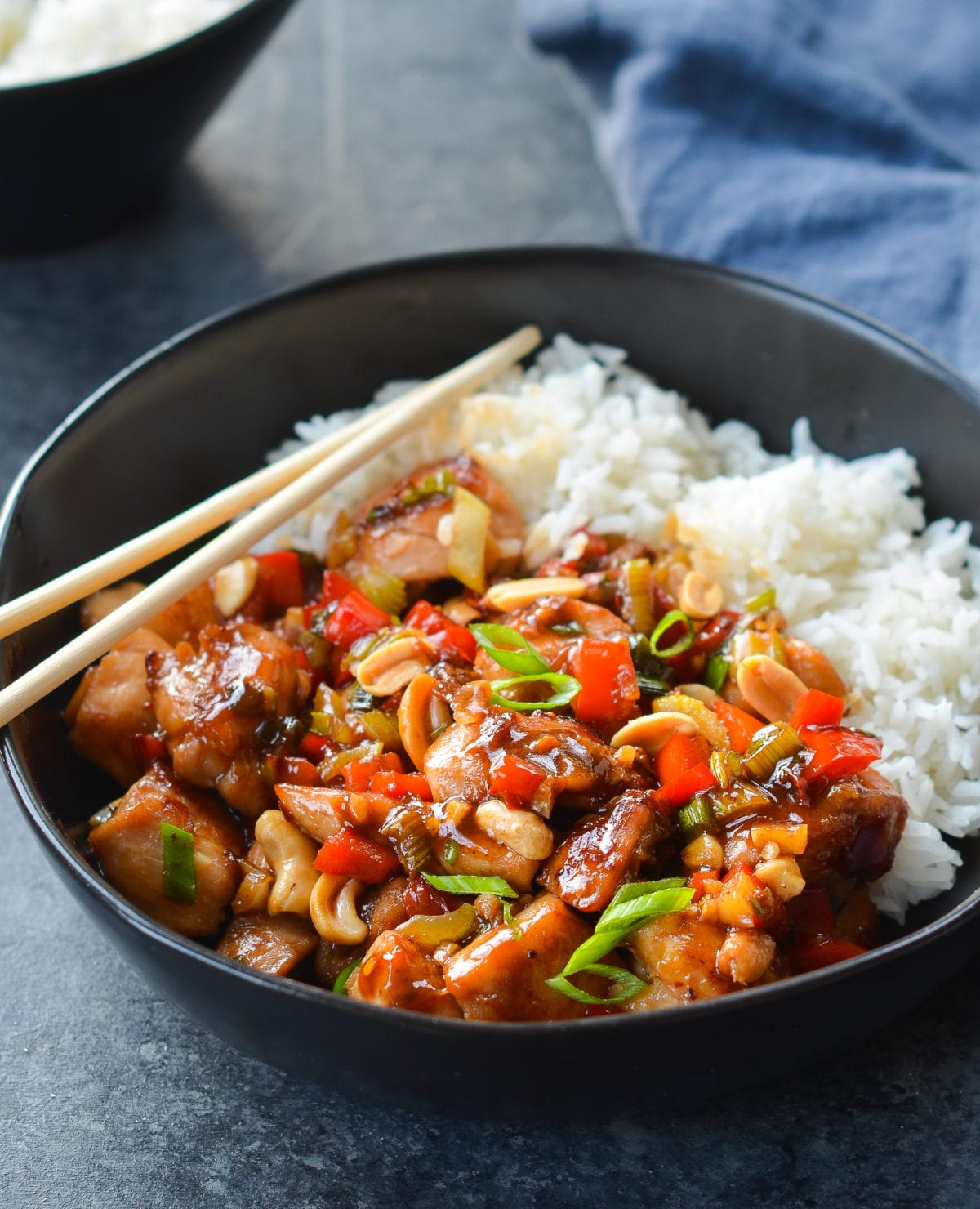 Tasty Kung Pao Chicken