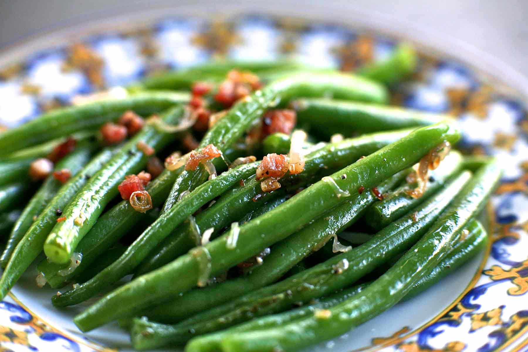 Delicious Green Beans